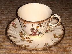XV. Lajos korabeli francia kávéscsészék + csészealjak