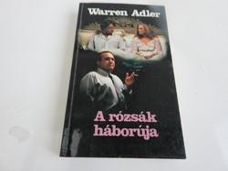 A rózsák háborúja -  Warren Adler