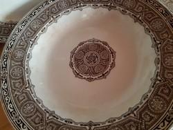 Clovis fajansz tányér-1 db