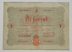 5 forint 1848/5
