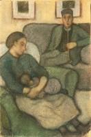 """Márkus Imre ( 1872- ) """" A család... """""""
