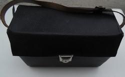Retro kamera táska fotóstáska