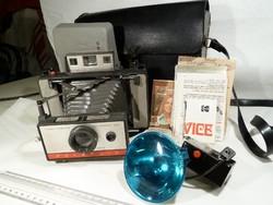 A legendás Polaroid ,Land kamera