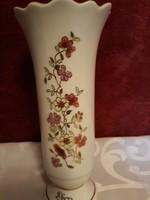 Zsolnay kézzel festett váza