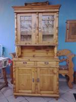 FENYŐ KIS TÁLALÓ ( ( kitchen cabinet )