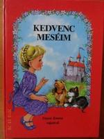 Kedvenc meséim - mesekönyv, 12 mese Füzesi Zsuzsa rajzaival