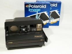 Polaroid gép