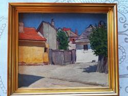 Lenhardt Emil Aukciós Nagybányai festő