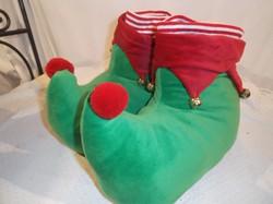 """Karácsonyi """" mamusz"""" - grincs - 43 - 44 méret - nem használt"""