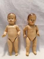 Régi babák 2 db