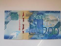 Kenya 200 shilingi 2019 UNC