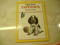 TAPPANCS  játszani szeretne  Írta: Csukás István  Rajzolta: Nemo  Juventus Kft, Budapest, 1989
