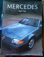 Mercedes, Frayatt Nigel, Corvina kiadó 1994. alkudható!