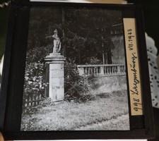 Üveg fotó negatív 1933