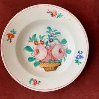 Apátfalvi / Bélapátfalvi korai népi festett tányér
