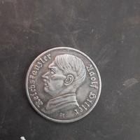 Adolf Hitler (1935) tölgyfalombos emlékérem