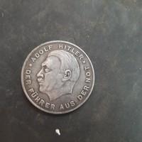 Adolf Hitler (1929) emlékérem
