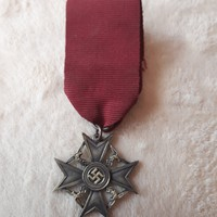 Német náci érdemkereszt,4 sasos kitüntetés