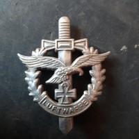 Német Náci Luftwaffe kis jelvény
