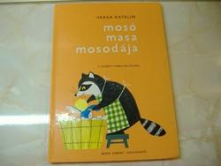 Varga Katalin/F. Győrffy Anna mosó masa mosodája, 2009