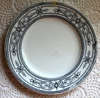 Copeland Spode Roma fajansz tányér RITKA