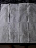 Vászon kirajzolt számozott hímző minta terítő kalocsai? könnyen hímezhető