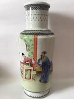 Qianlong kínai váza