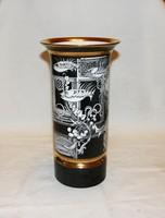 Szász Endre  porcelán váza ADRIA kollekció  26 cm