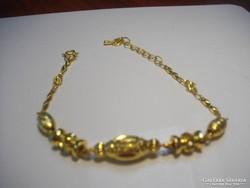 18 k.Gold filled MINŐSÉGI karkötő