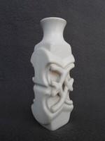 Antik mini porcelán gránit váza