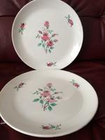 Rózsás gránit tányér (2db)