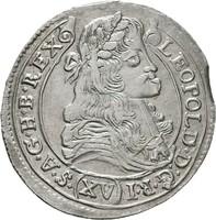 Lipót XV krajcár 1679