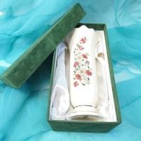 Zsolnay váza - Díszdobozban