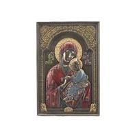 Madonna Jézussal ikon