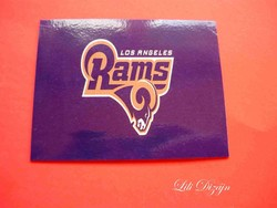 LOS ANGELES RAMS / NFL HŰTŐMÁGNES