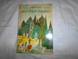 Oz a  nagy varázsló mese könyv