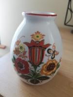 Régi kicsi zsolnay váza