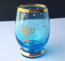 Antik judaika pohar 1930bol
