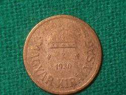 2 Fillér 1930 !