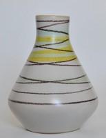 Német retro kerámia váza.