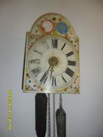Antik Schwarzwald jellegű nagyméretű paraszt óra