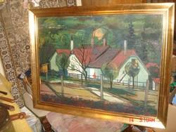Gádor Emil festmény