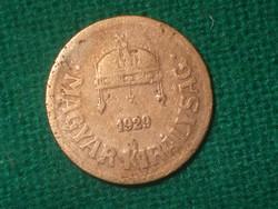 2 Fillér 1929 !