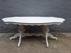 Olasz barokk asztal,étkezőasztal