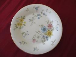 Royal Doulton virágos süteményes tányérok