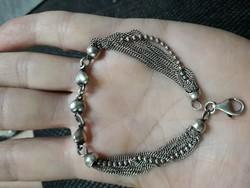 Ezüst karkötő/karlánc 10 gr
