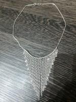 Elegáns ezüst nyaklánc 15 gr.
