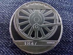 Svájc Svájci vasút .835 ezüst 20 Frank 1997 PP / id 10676/
