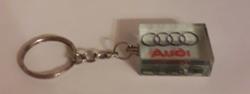 Audi kulcs tartó