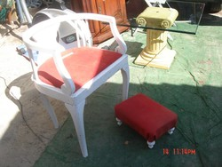 Antik szék, íróasztalhoz